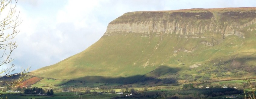 1  Ben  Bulben   County  Sligoe  Thumbnail0