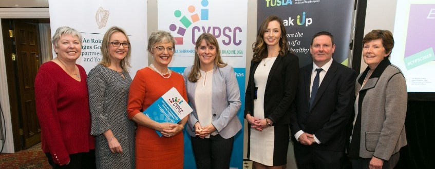C Y P S C2018- Event- Planning- Group and  Minister  Zappone  Thumbnail0