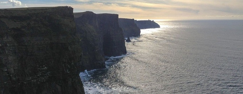 Cliffs of  Moher by  Michal  Osmenda